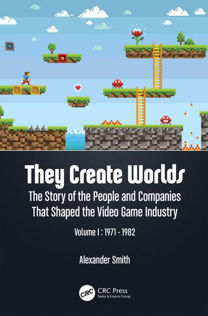 They Create Worlds Book